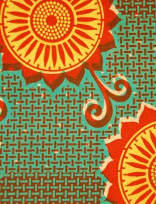 Wax, tela africana