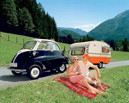 Nos vamos de camping!