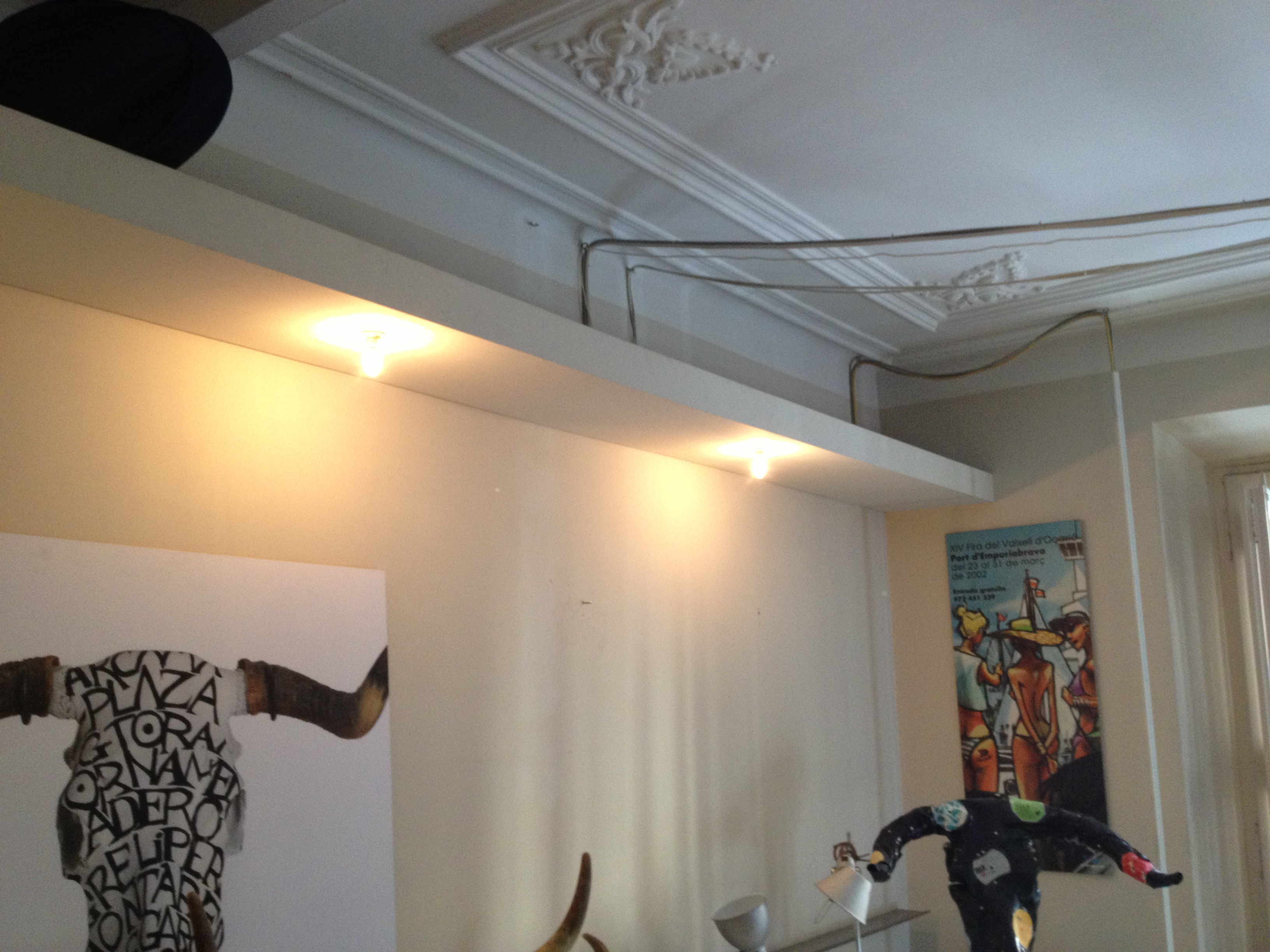 La re reforma de cris y alvaro el blog de mis mas - Instalacion electrica vista ...