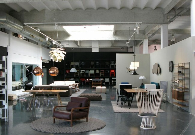 Una nueva tienda de mobiliario en Poble Nou