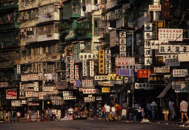 Kowloon Walled City – Densidad
