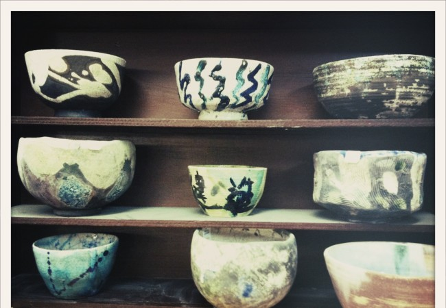 Misako Homma, ceramista japonesa