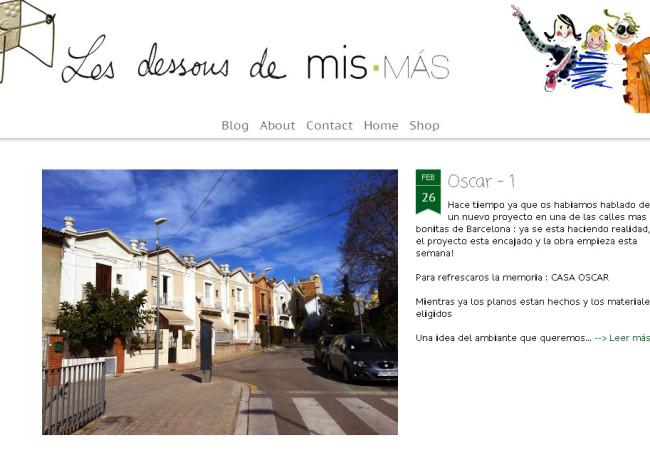 El nuevo blog de MisMAS