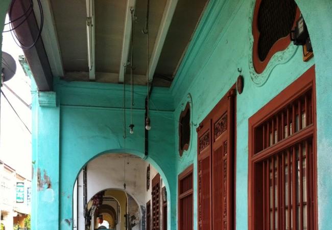Carnet de voyage- Georgestown, Malasya – 1