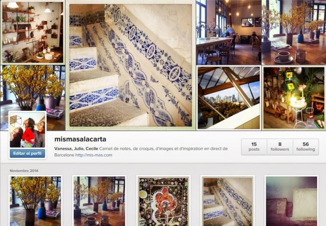 MisMAs en Instagram