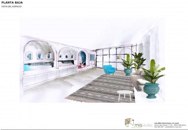 La casa de pueblo de Oliva – 2