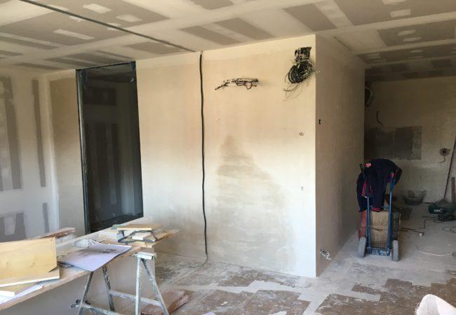 Casa Brisa- 4, la obra